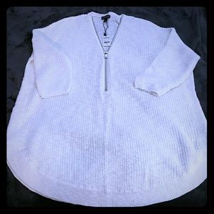 New Express White Sweater